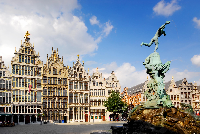 """Antwerp-architecture ▷ Ahorre en grande en las """"segundas ciudades"""" de Europa"""