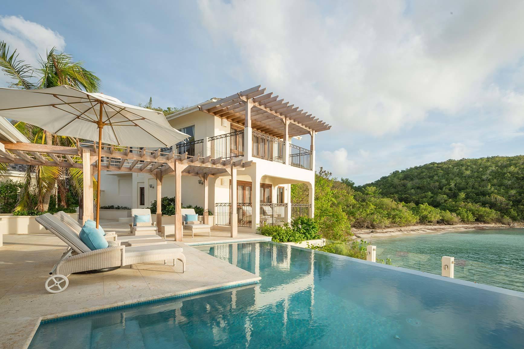 Blue-waters-Rock-Cottage ▷ 6 resorts todo incluido para familias que amamos