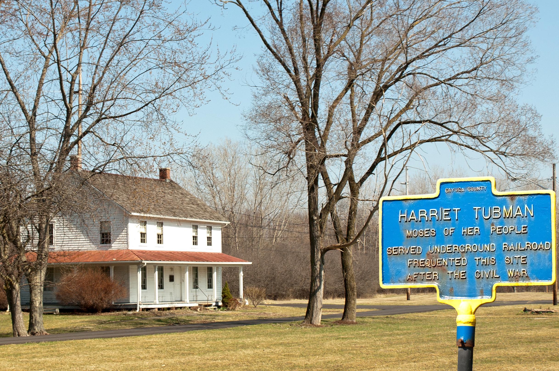 Harriet-Tubman-House ▷ 10 casas americanas históricas que puedes recorrer