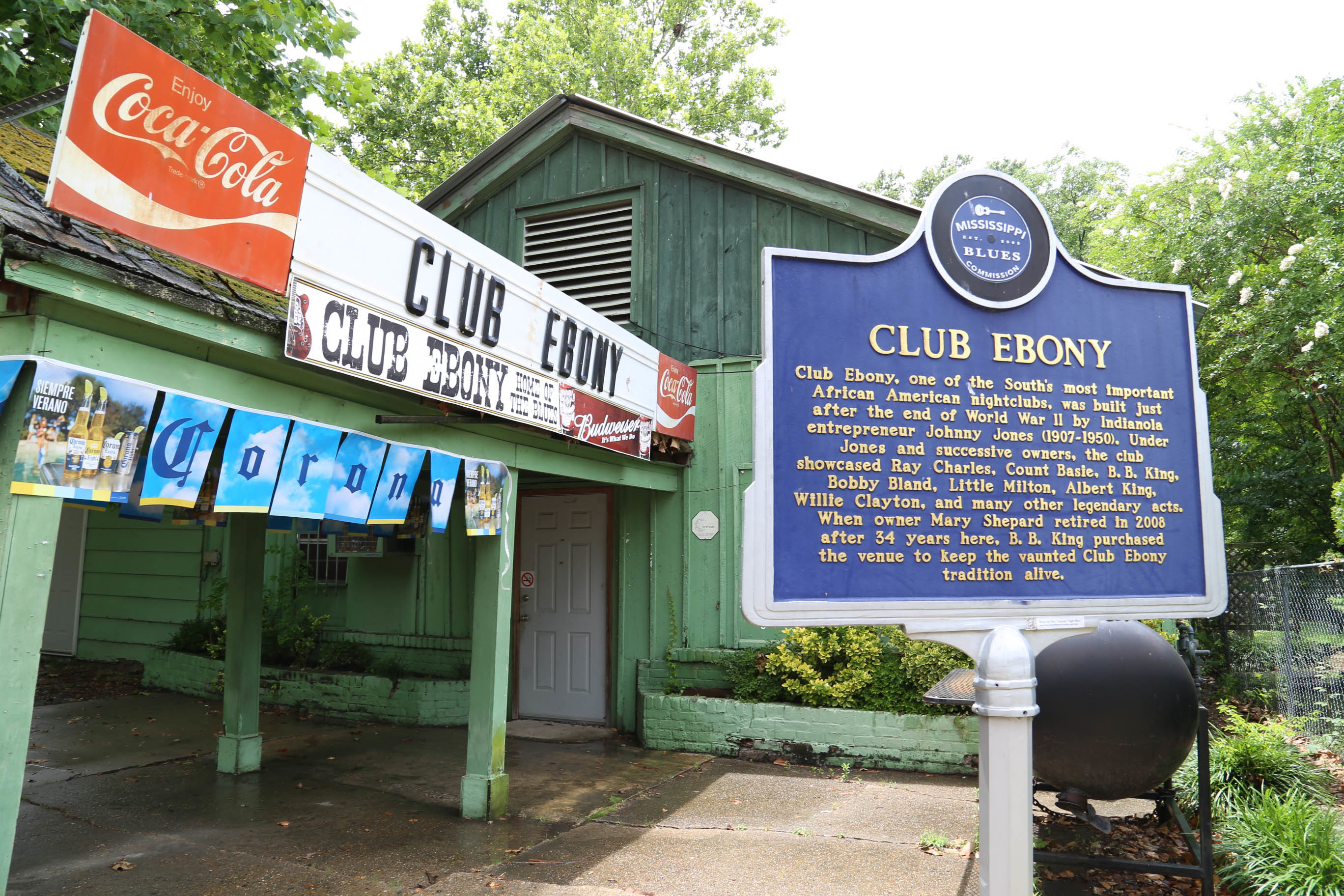 Indianola, Mississippi, Club Ebony