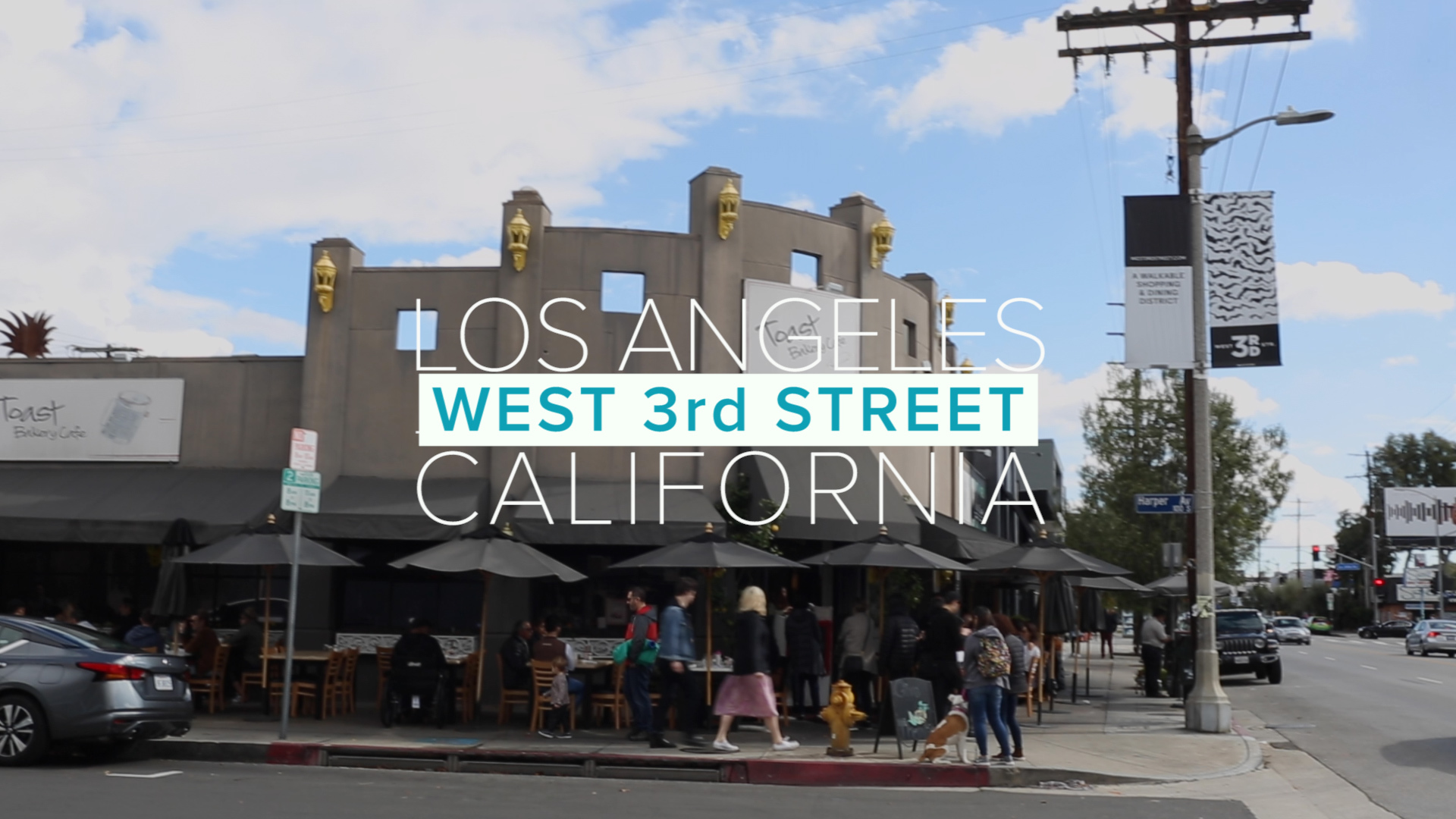 Yes, You Can Walk in Los Angeles: Here's How to Explore West 3rd Street tumbnail