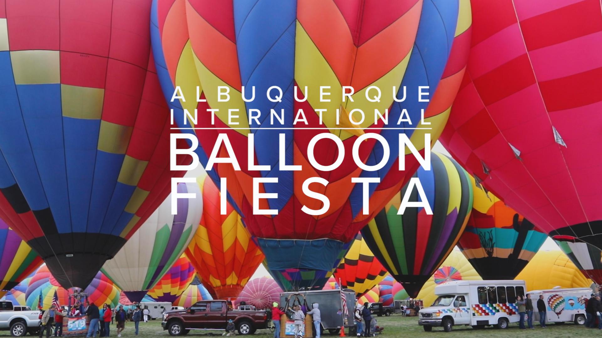 See the Incredible Albuquerque International Balloon Fiesta tumbnail