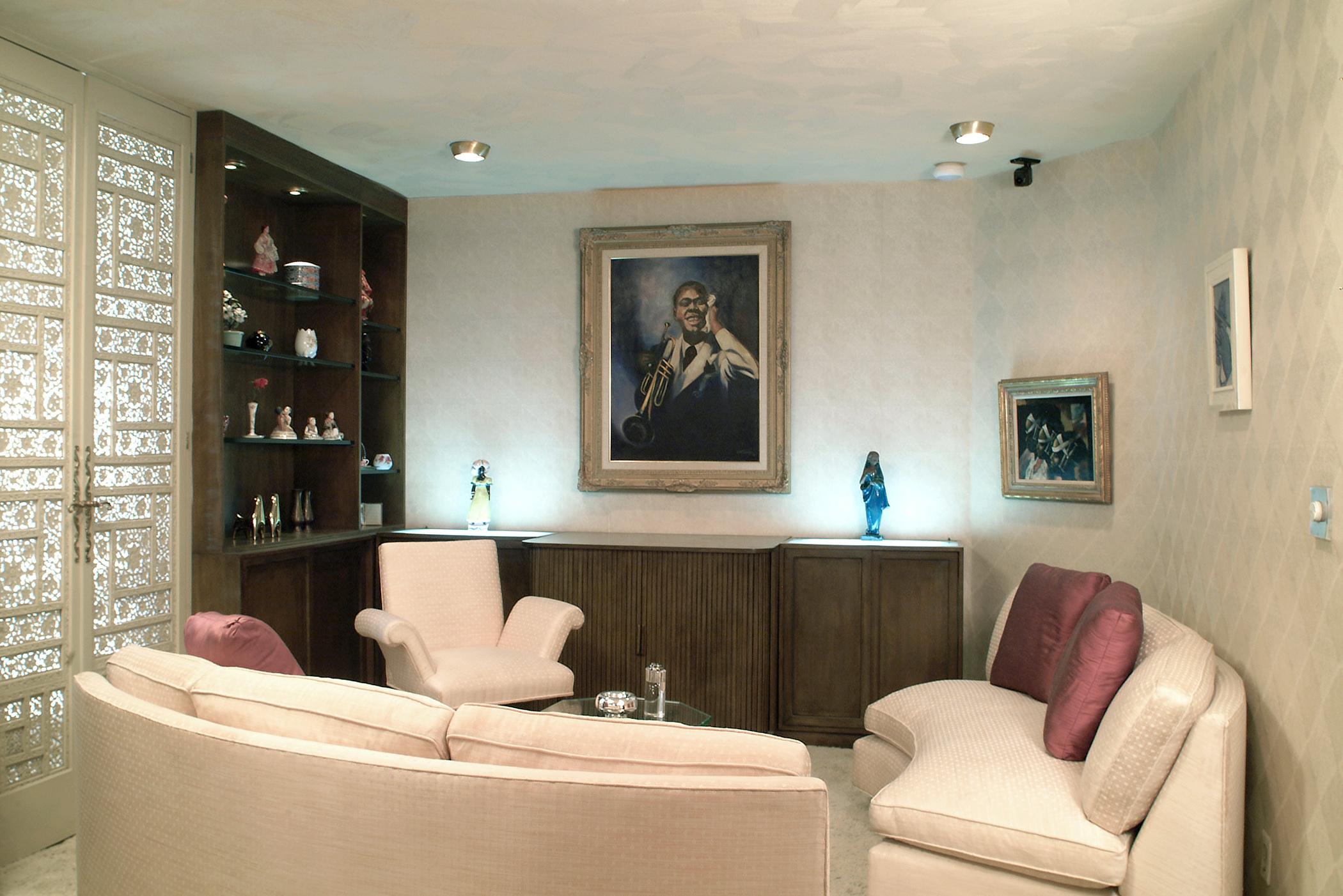 Living-Room-Louise-Armstrong-House ▷ 10 casas americanas históricas que puedes recorrer