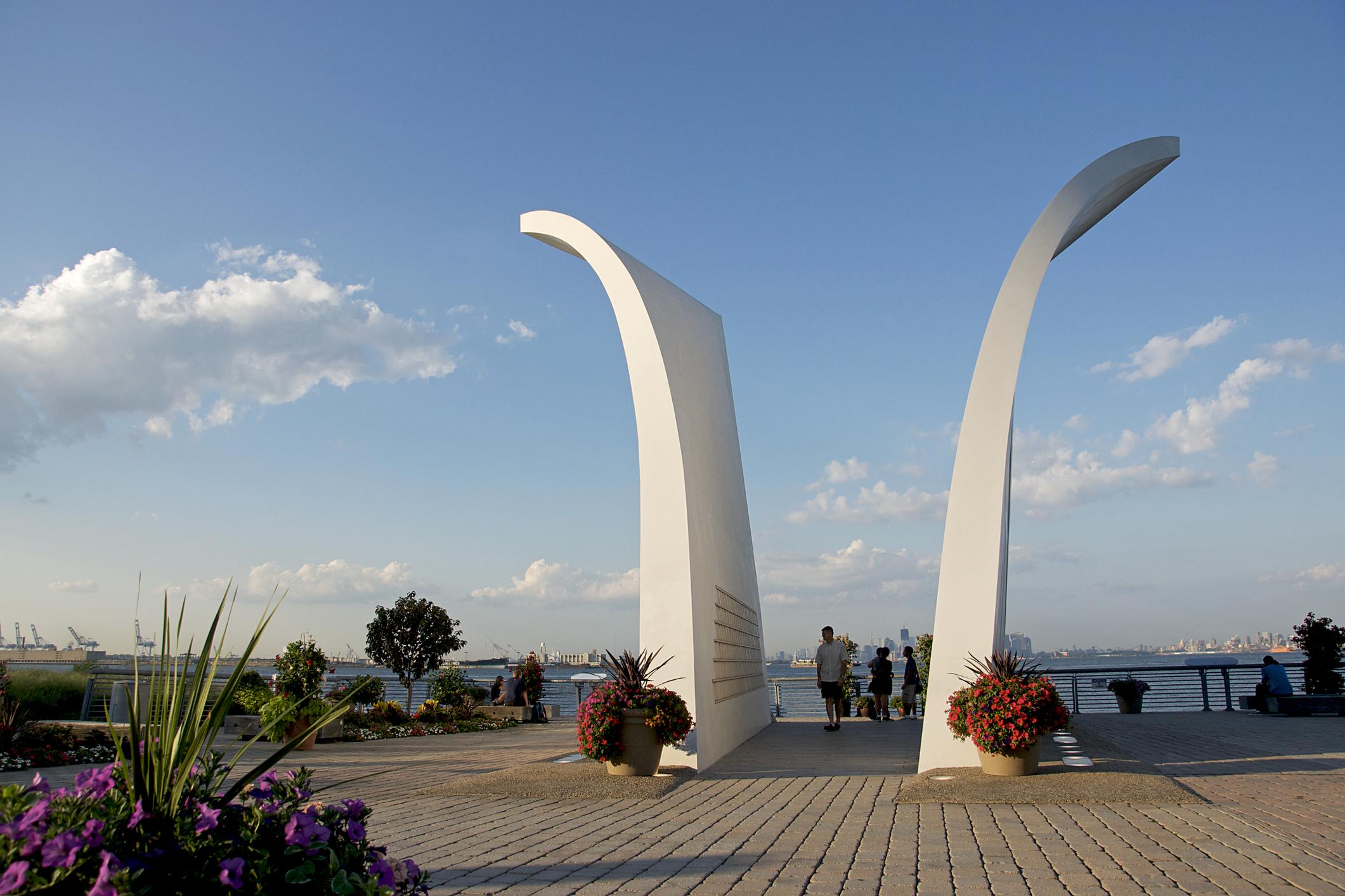 Memorial staten island ferry terminal st george
