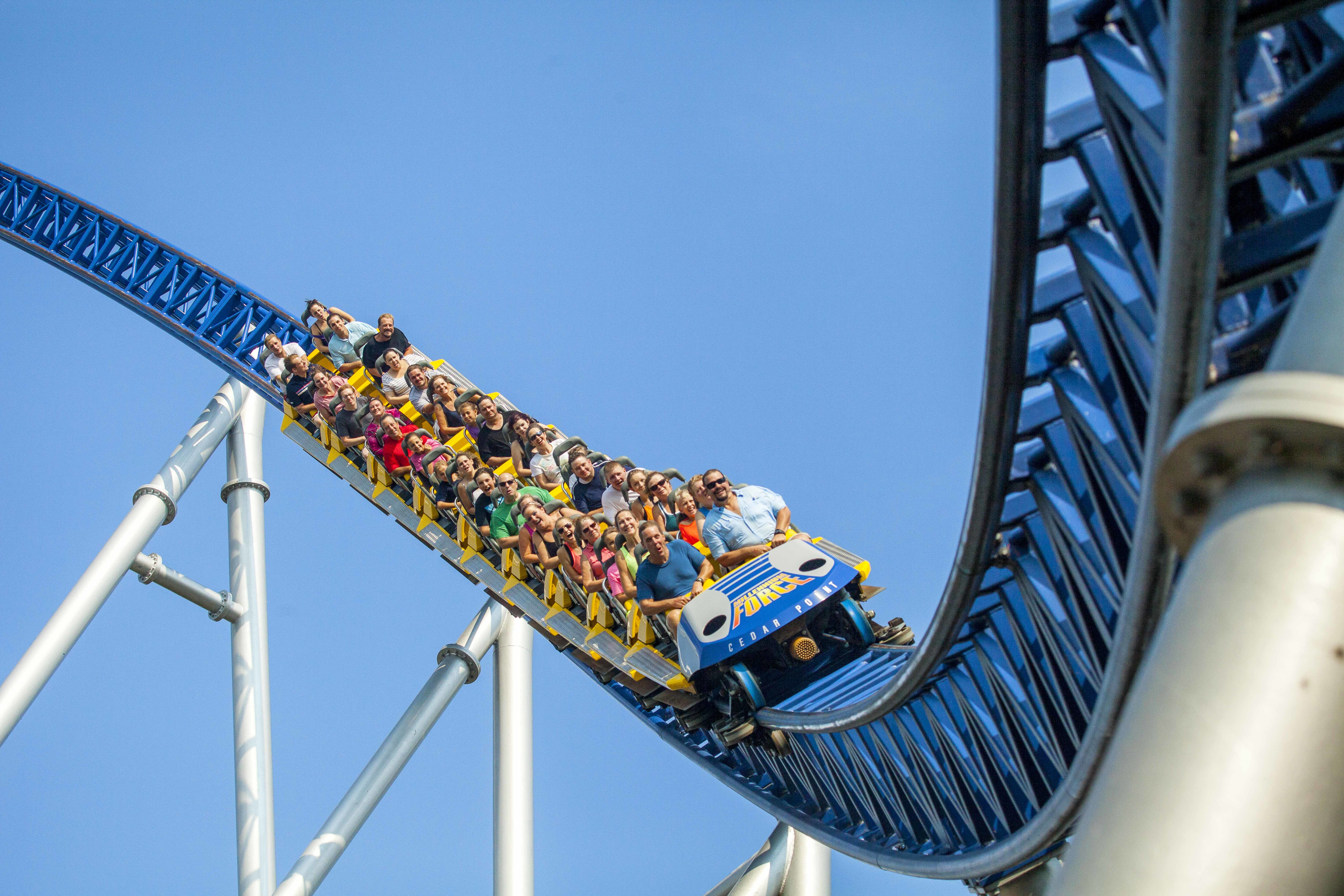 The Best Roller Coasters in America tumbnail