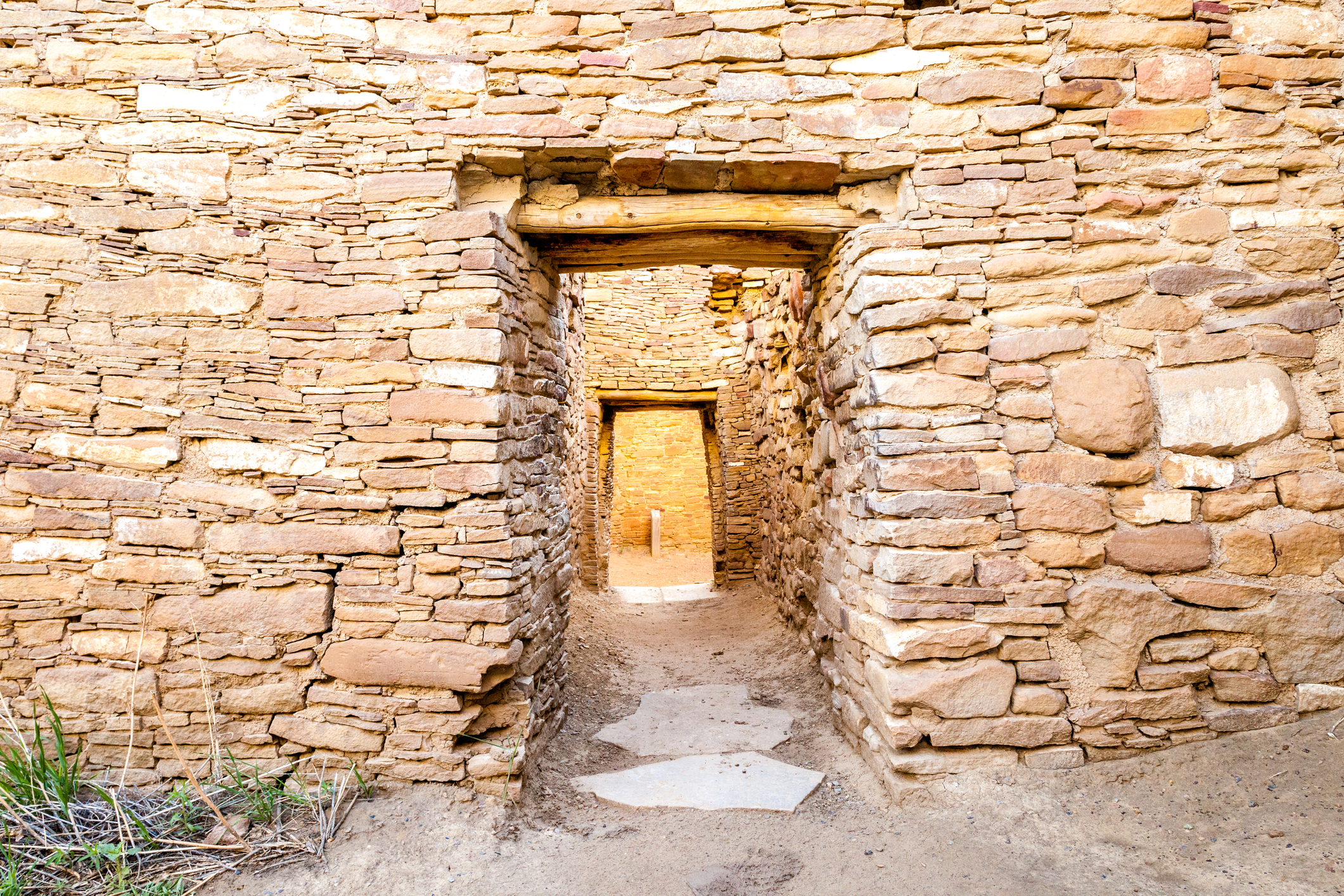 New-Mexico-Chaco-Culture-National-Historical-Park ▷ 10 sitios únicos del Servicio de Parques Nacionales que aún no has visitado