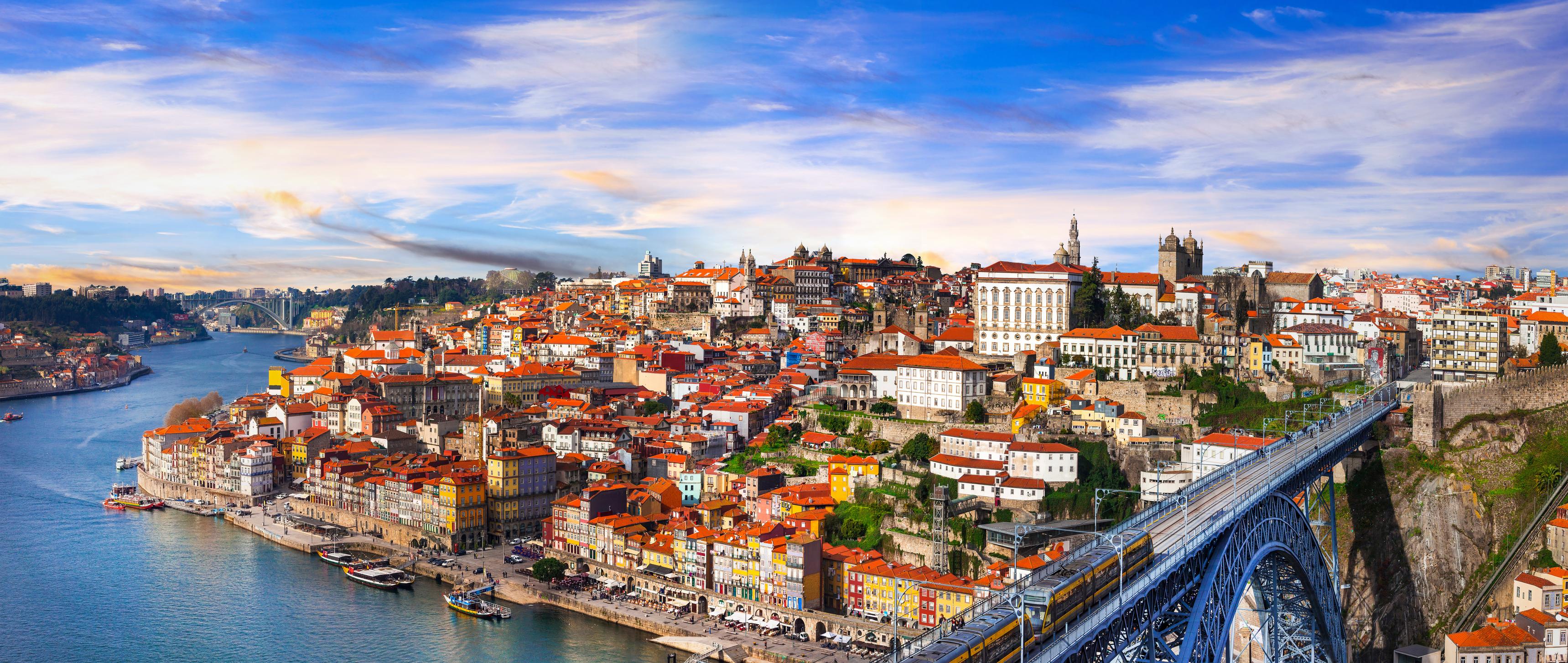 """Porto-Portugal-River ▷ Ahorre en grande en las """"segundas ciudades"""" de Europa"""