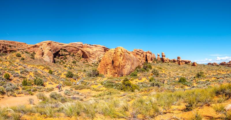Utah-landcape-arches ▷ Parejas escapadas que realmente rock