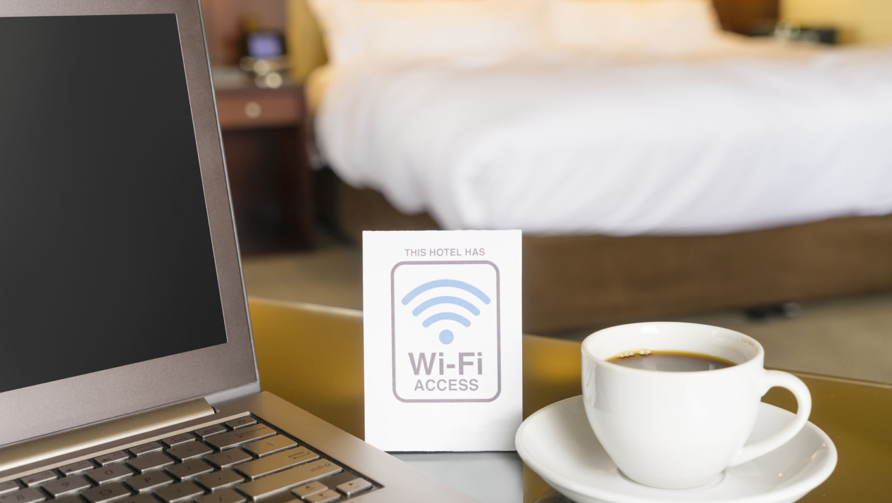 Read This Before You Use Hotel Wi-Fi