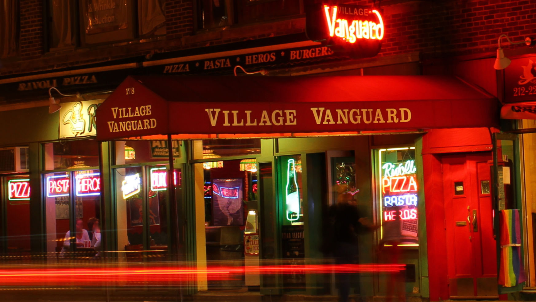 Village vanguard jazz club nyc