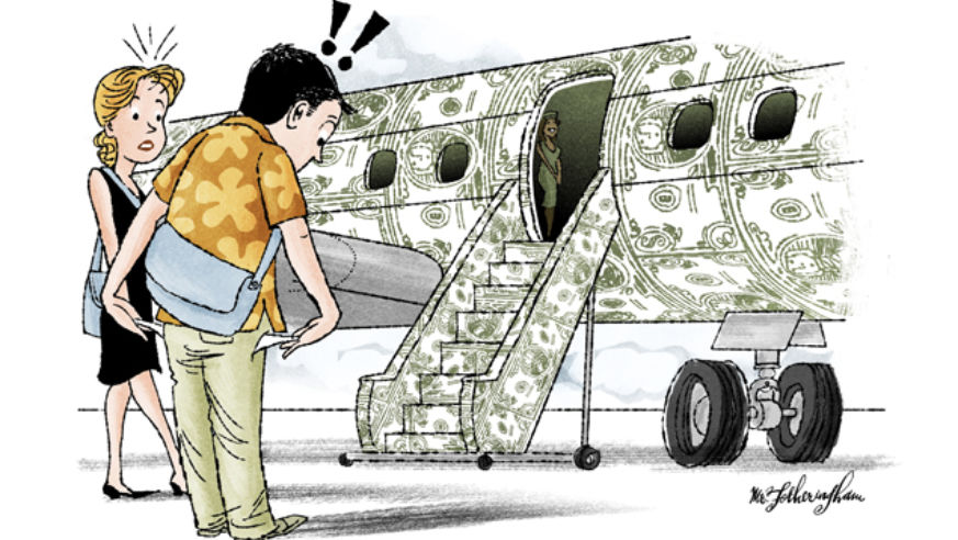 The Right—and Wrong—Way to Pay for Your Dream Trip