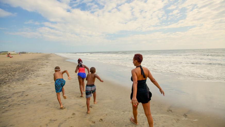 Virginia Beach Sandbridge Family