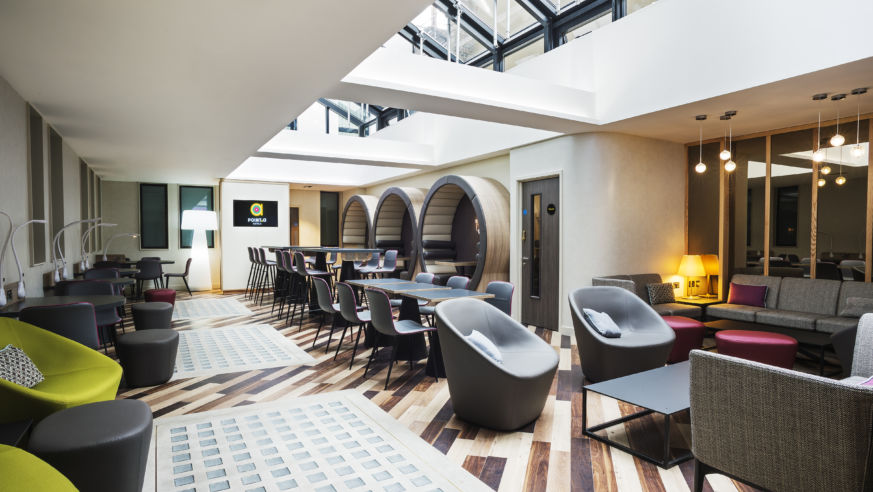 Hotel We Love: Point A London Shoreditch