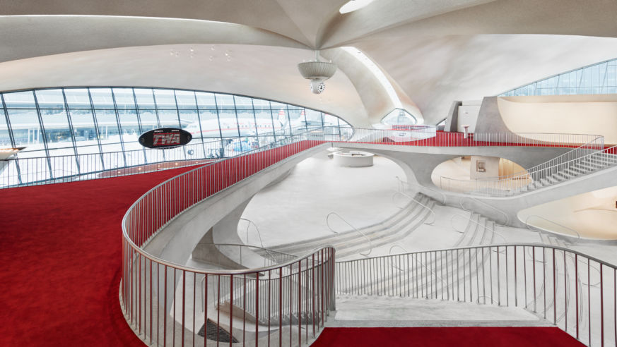 New TWA Hotel at JFK Airport: What It Feels Like to Visit