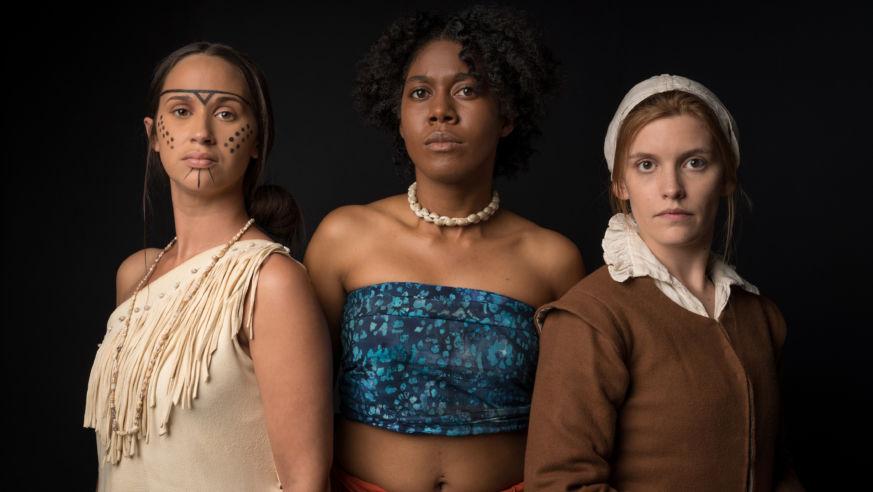 Celebrate 400 Years of Women's History in Virginia