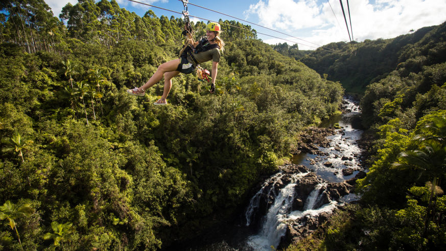 7 Crazy-Thrilling Zip Lines We Dare You to Ride