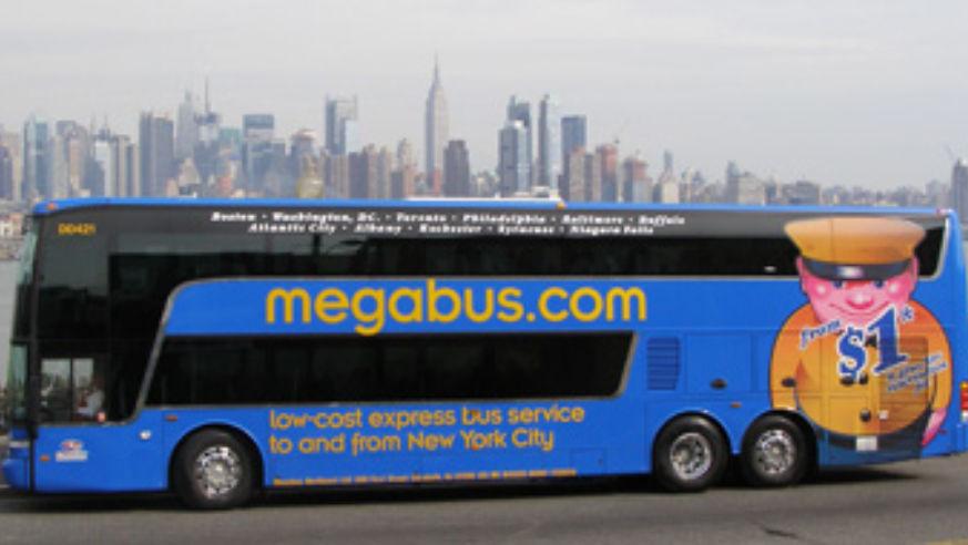 100,000 free Megabus tickets | Budget Travel