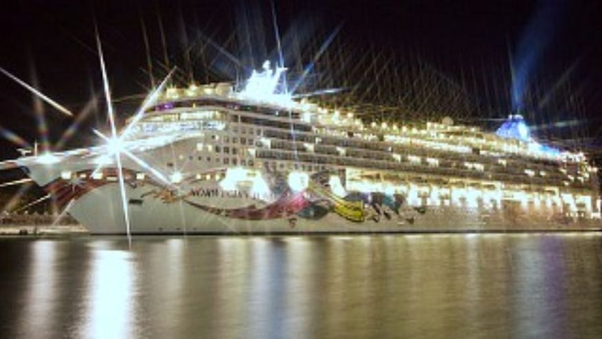Why cruise ships almost never stay in port overnight