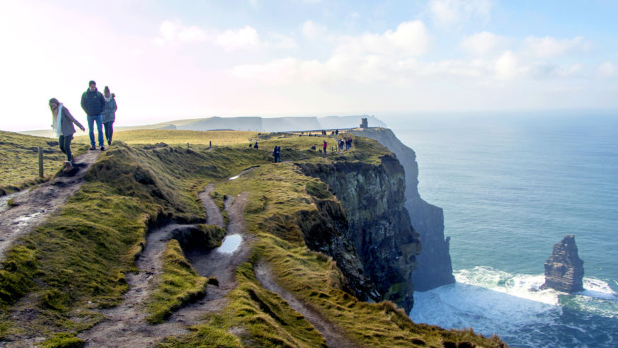 5 Things You Don't Know About... the Cliffs of Moher