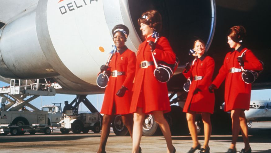 Flight Attendant Fashion Gets an Upgrade | Budget Travel