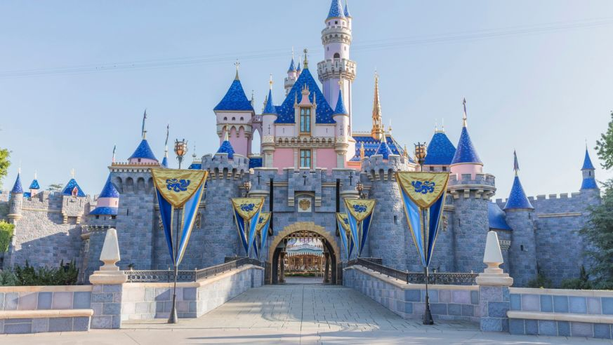 Disneyland's Sleeping Beauty's Castle Gets a Makeover