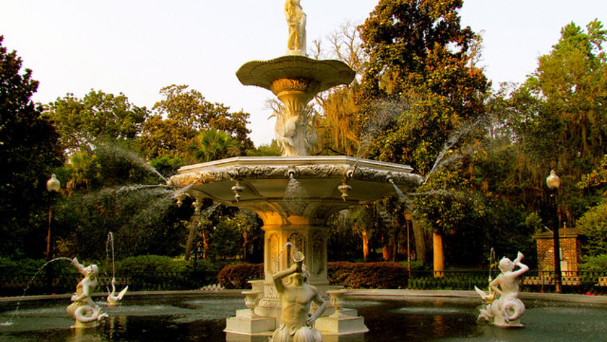 Great Getaways: Savannah