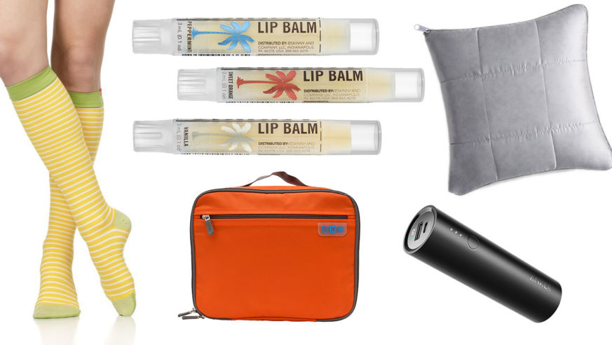 11 In-Flight Essentials to Pack for Your Next Trip