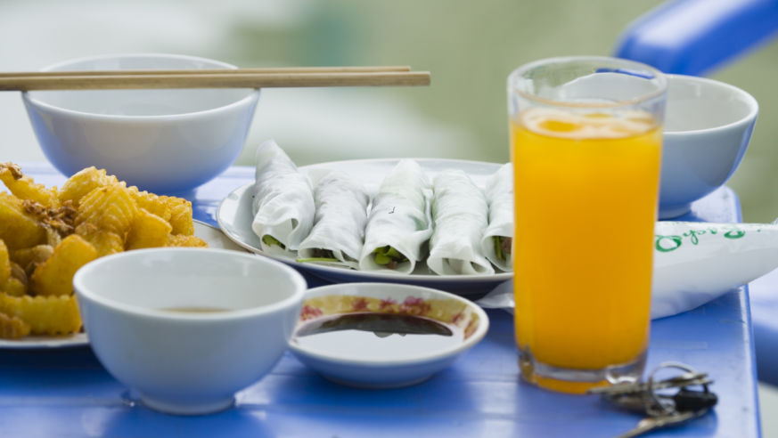 Eat Like a Local in Vietnam