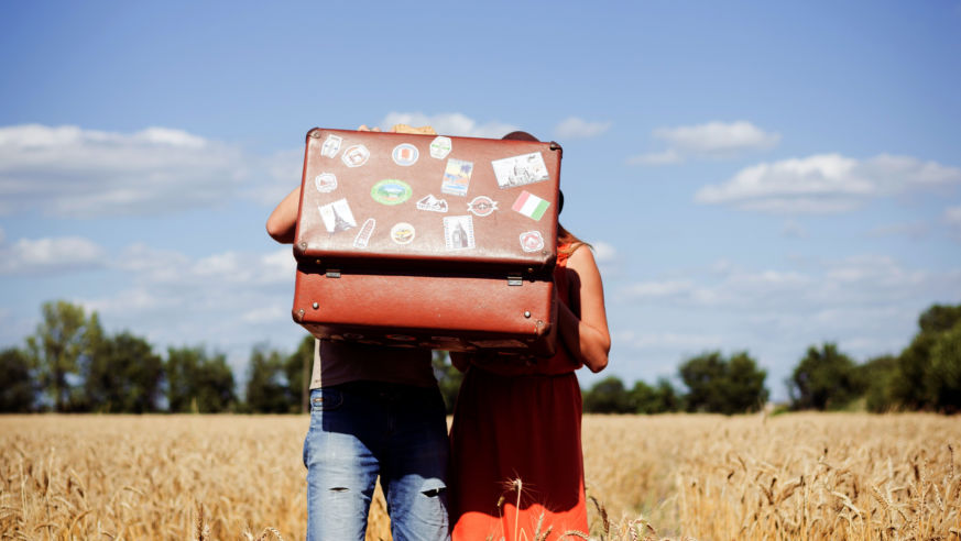 A Neat Freak's Guide to a Clean Suitcase