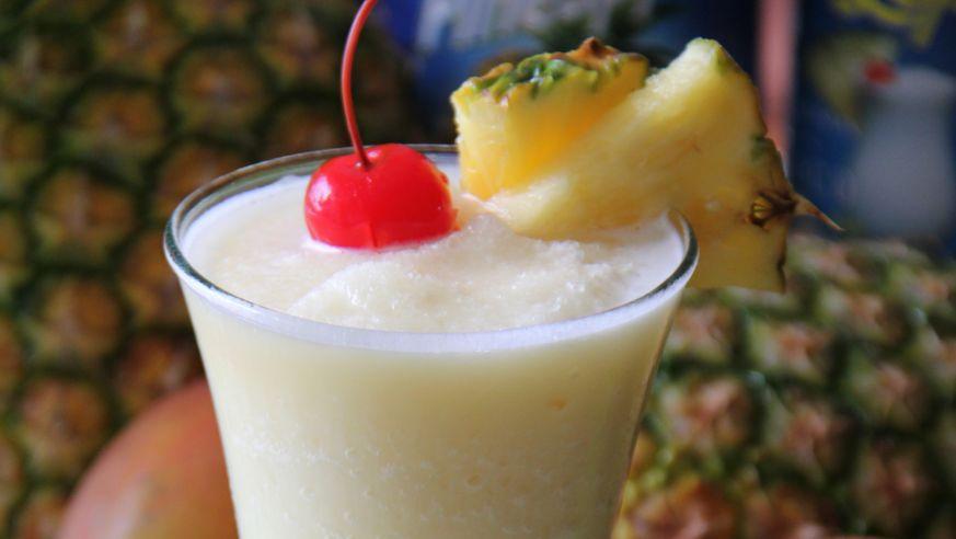 Bring Home a Taste of the Islands—With the Original Piña Colada Recipe