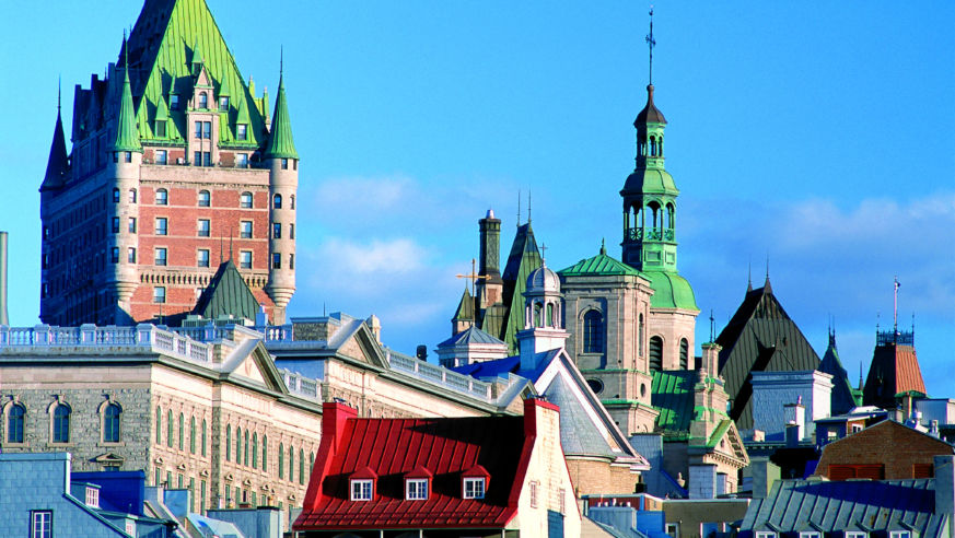 Three-Day Weekend: Quebec City