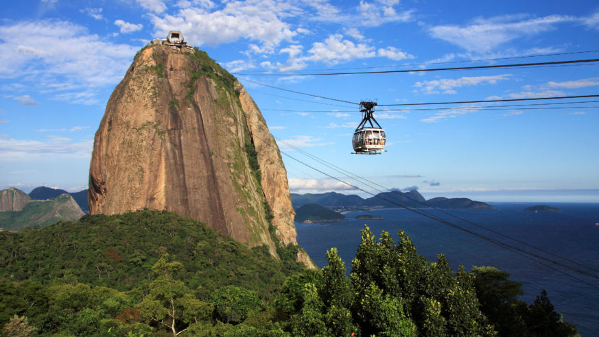 7 Beautiful Cable Car Rides Around the World
