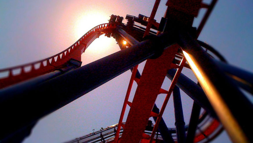 What's The Scariest Thrill Ride You've Ever Been On?