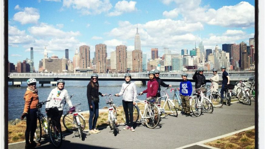 Explore Brooklyn By Bike With 'Get Up And Ride'