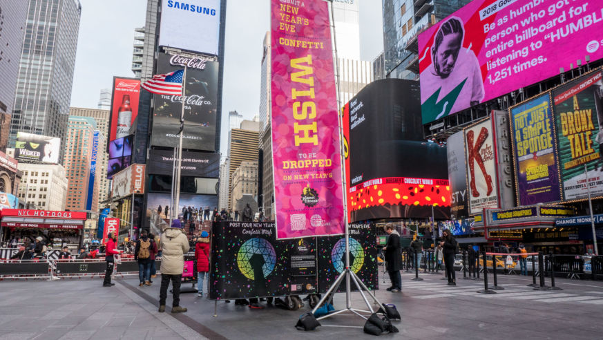 Travel News: 5 Things You Don't Know About New Year's Eve in NYC