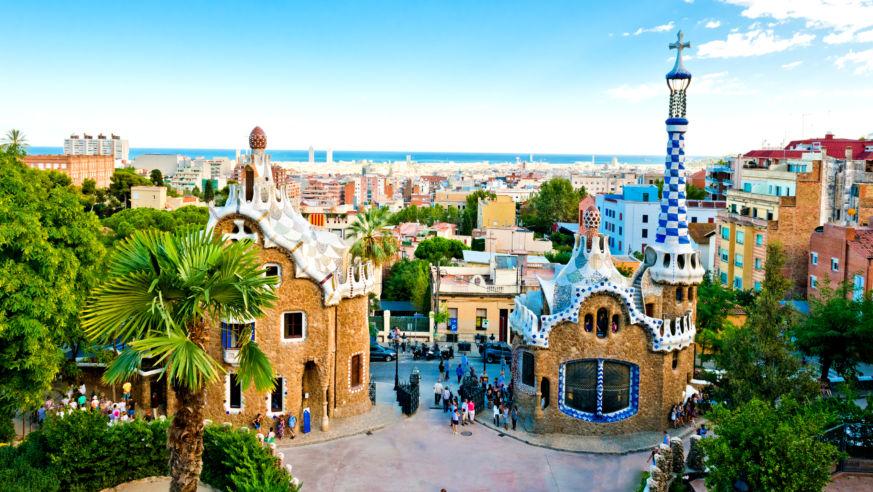 Three-Day Weekend: Barcelona