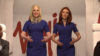 SNL Bionic Flight Attendants