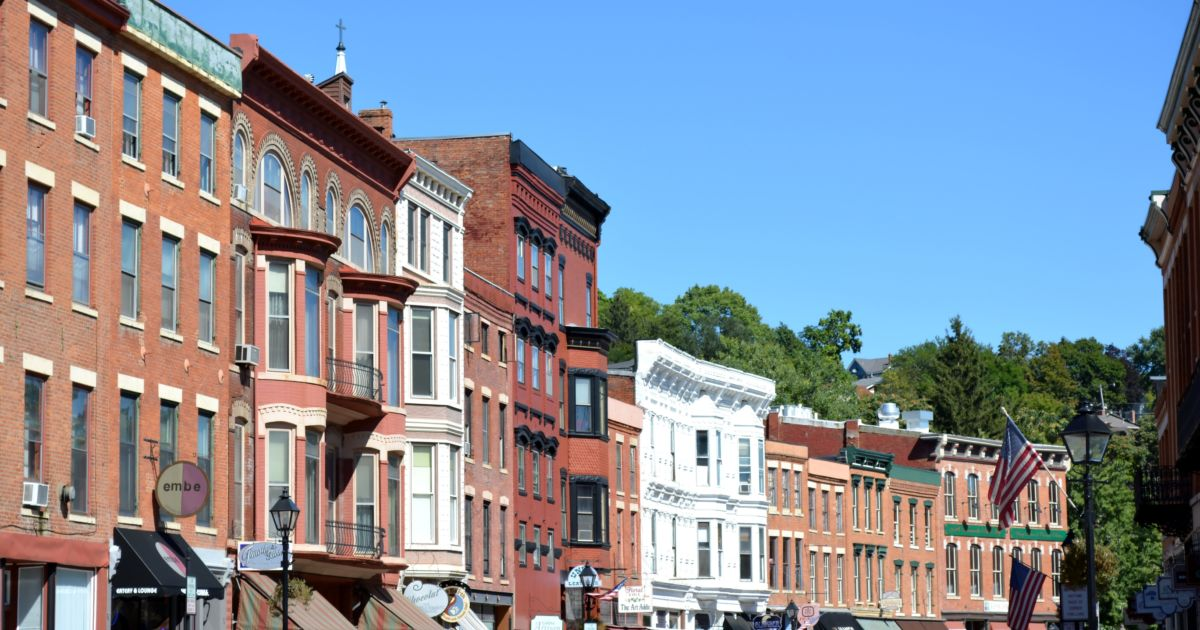 Budget Travel What 39 S The Coolest Small Town In America 2017