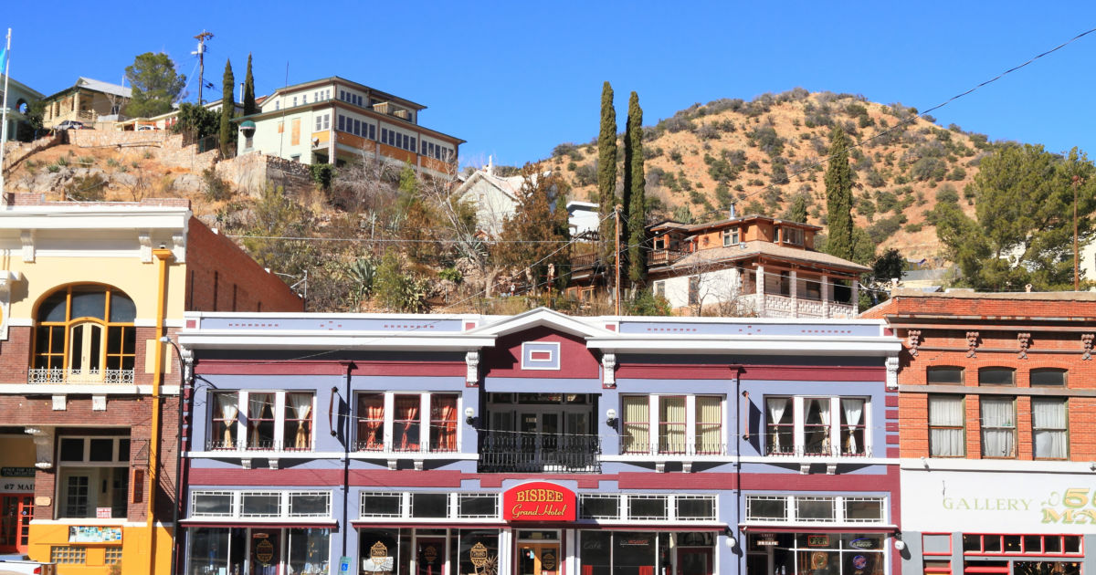 Get to Know: Bisbee, AZ, One of the Coolest Small ...