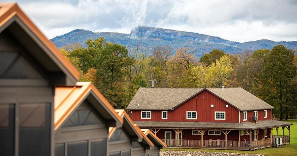 These are fall's most popular US camping destinations, according to… | Budget Travel
