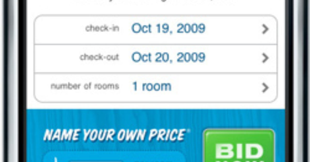 iPhone: Priceline's new app is best for last-minute ...