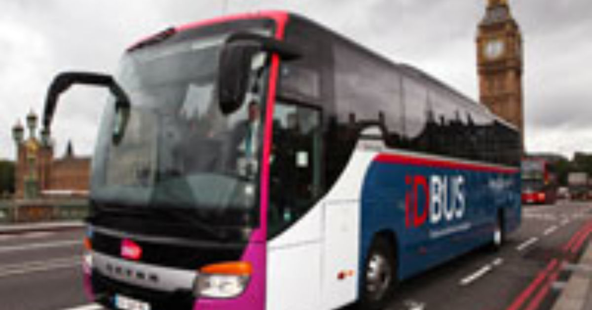 paris to london by premium bus can save money budget travel. Black Bedroom Furniture Sets. Home Design Ideas