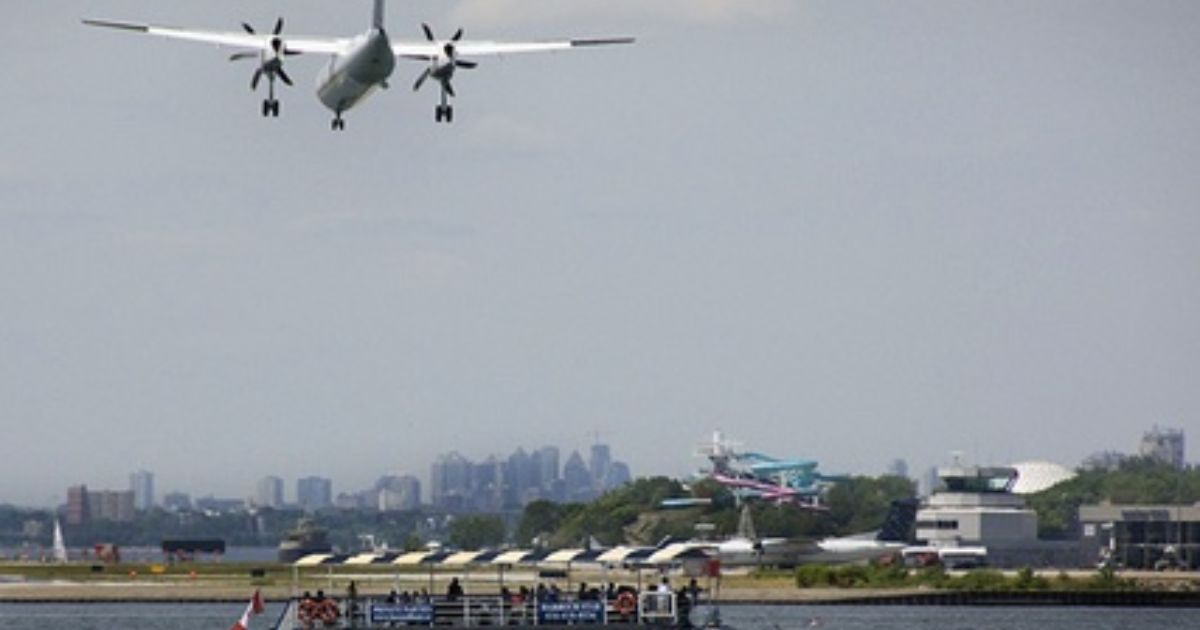 Kudos to canada for making toronto 39 s airport cheaper budget travel - Porter airlines book flights ...