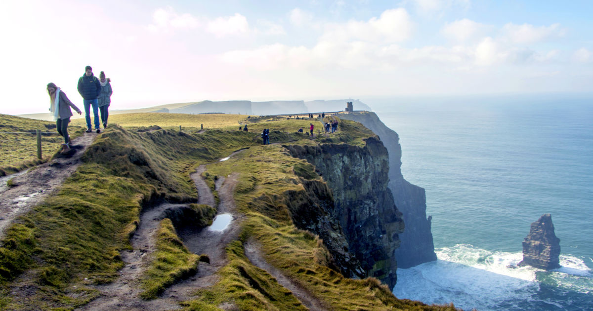 5 things you don u0026 39 t know about    the cliffs of moher