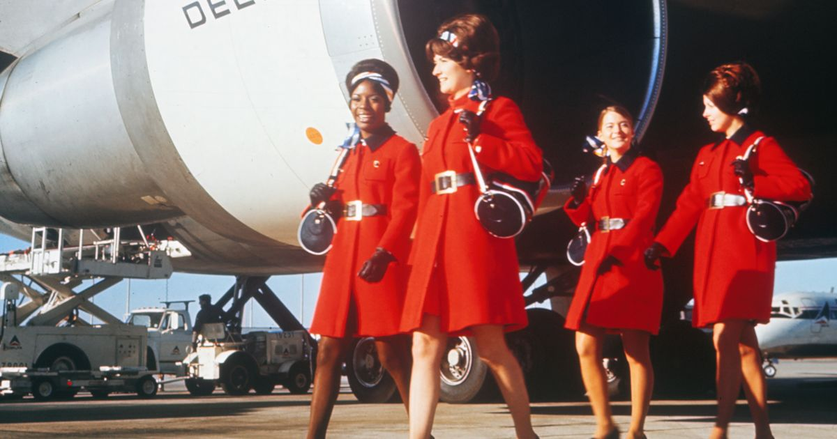 Flight Attendant Fashion Gets An Upgrade Budget Travel
