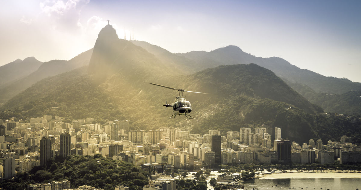 The 10 Coolest Helicopter Tours in the World | Budget Travel