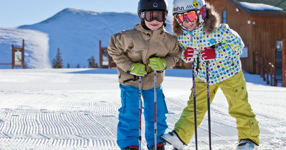 Family Friendly Ski Resorts Budget Travel