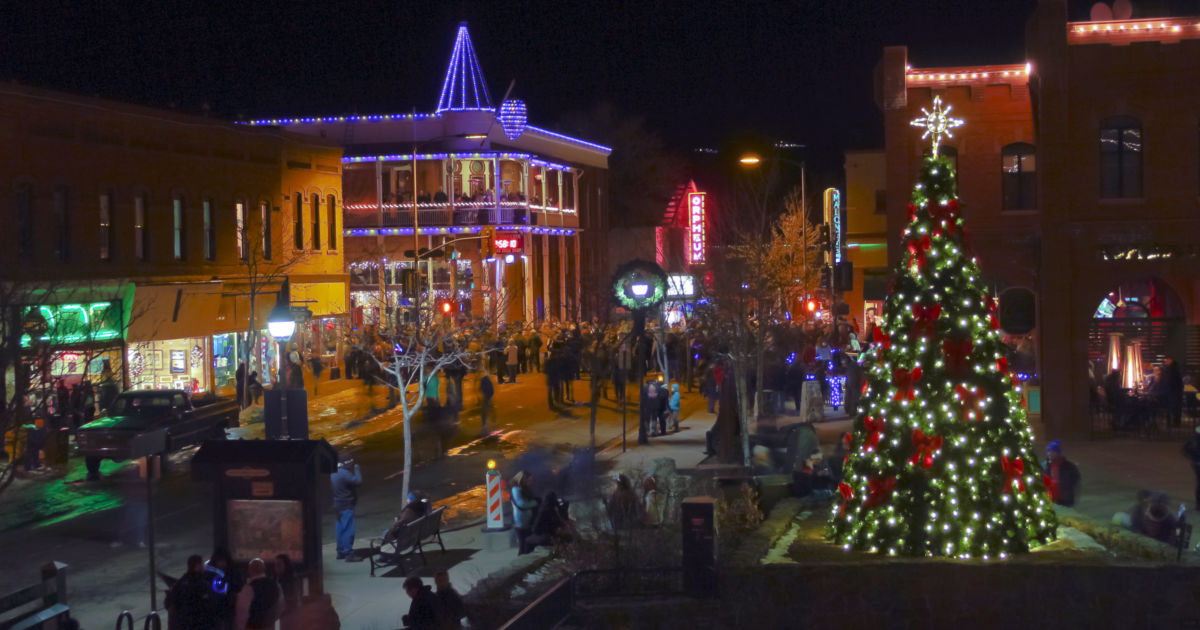 Cool Towns For Holiday Shopping Budget Travel