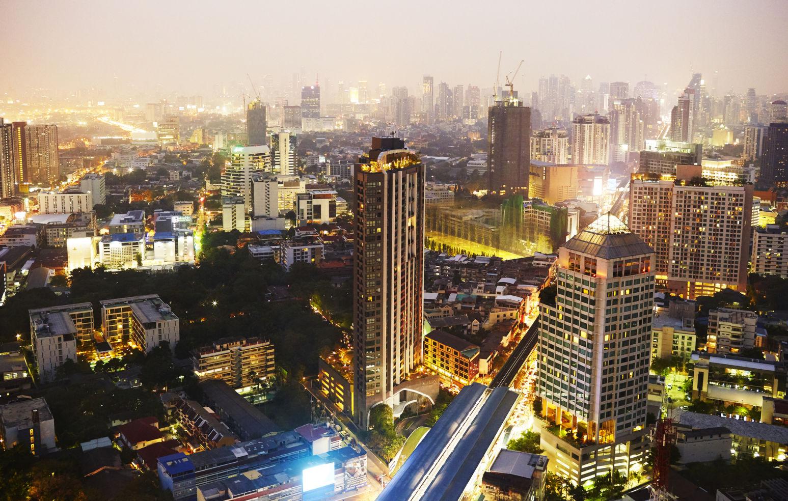 Cielo, Bangkok, Thailand, Asia