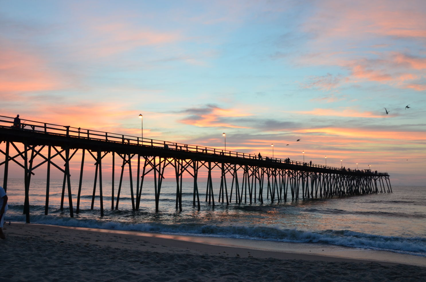 Sunrise, Kure Beach, North Carolina
